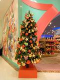 ディズニーストア(@新宿タカシマヤ)のクリスマスツリー2010