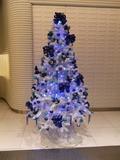 銀座日産ショールームのクリスマスツリー