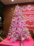 銀座プランタンクリスマスツリー