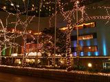 ヒルトン東京のクリスマスイルミネーション2