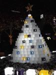 66広場クリスマスツリー