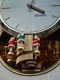 有楽町マリオン「からくり時計クリスマスバージョン」2009