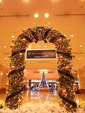 新宿・京王プラザホテルのクリスマスイルミネーション2010