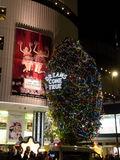 ラフォーレ原宿のドリカムクリスマスツリー2010