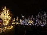 ミッドタウンのクリスマスイルミネーション12