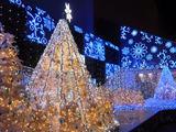 ミロードのクリスマスイルミネーション4