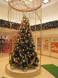 新宿・小田急百貨店のクリスマスツリー2010