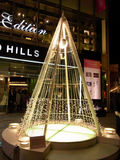 表参道ヒルズのクリスマスイルミネーション2010