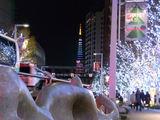 六本木ヒルズのクリスマスイルミネーション9