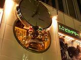 有楽町マリオンからくり時計クリスマス1