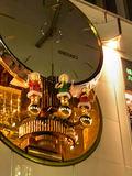 有楽町マリオンからくり時計クリスマス2
