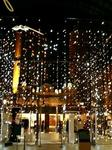 恵比寿ガーデンプレイスのクリスマスイルミネーション2005