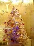 コカ・コーラ?のクリスマスツリー