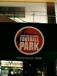 サッカー宮本選手のカフェ