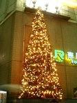 アトレ恵比寿のクリスマスツリー2006