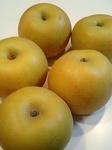 『梨』をもらいました