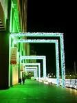 秋葉原UDXのクリスマスイルミネーション2007