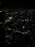 新宿住友ビル(三角ビル)からの新宿夜景