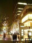 オリナス錦糸町のクリスマスイルミネーション2008