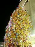 ラフォーレ原宿のクリスマスツリー2008