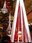 表参道ヒルズのクリスマスイルミネーション2008
