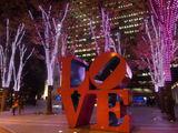 新宿アイランドタワーのクリスマス&冬季イルミネーション2010