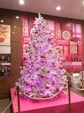 プランタン銀座のクリスマスツリー2009