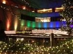 ヒルトン東京のクリスマスイルミネーション2011