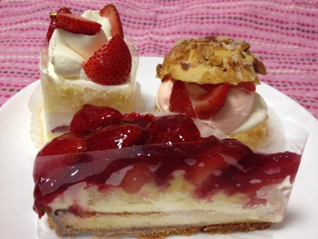 バズサーチ(BUSS SEARCH)のケーキ