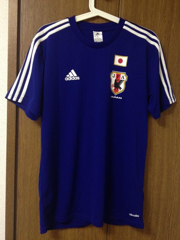 2014サッカー日本代表レプリカTシャツ